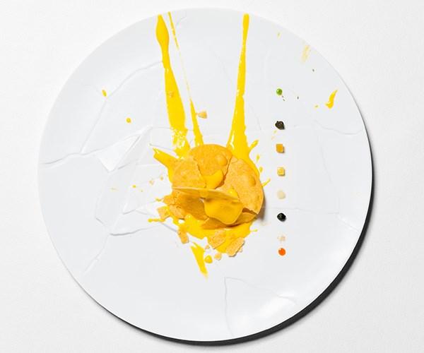 Oops! I dropped the lemon tart. Photography: Callo Albanese & Sueo