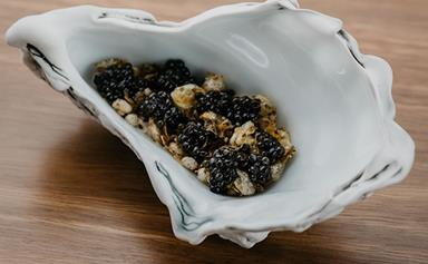 At Quay, Peter Gilmore wants to reinvent the oyster