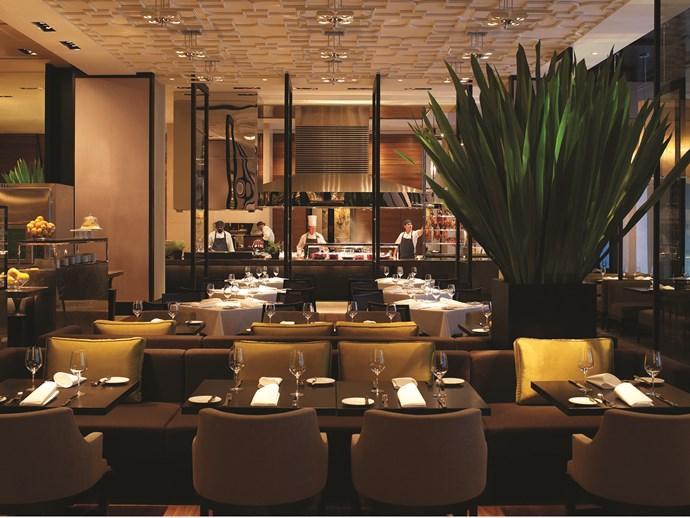 Lobby restaurant Collins Kitchen.