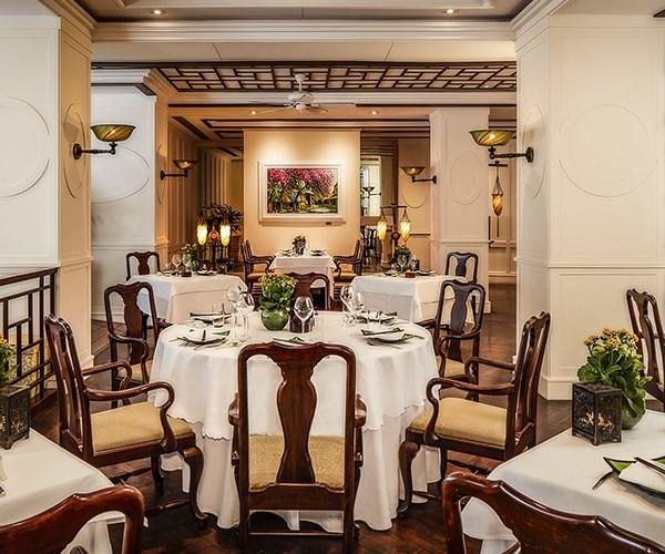 Spices Garden restaurant at the Metropole