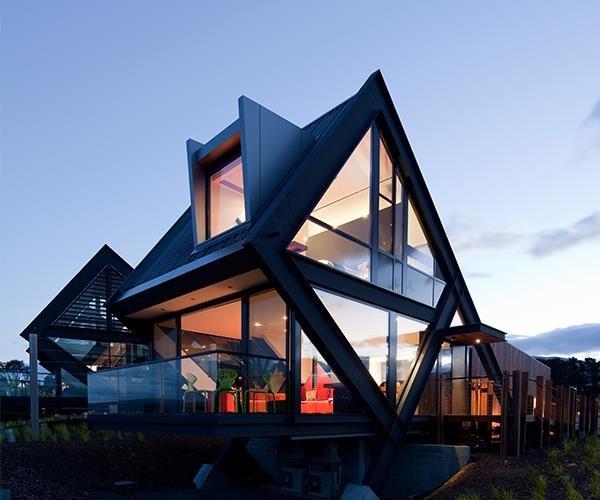 Walter Pavilion, Mona Pavilions