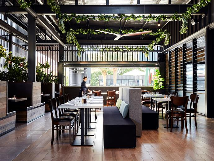 "If you've done Tumbling Stone, more of [Brisbane's best restaurants](http://www.gourmettraveller.com.au/dining-out/restaurant-reviews/best-restaurants-brisbane-4484|target=""_blank"") are right outside your doorstep."
