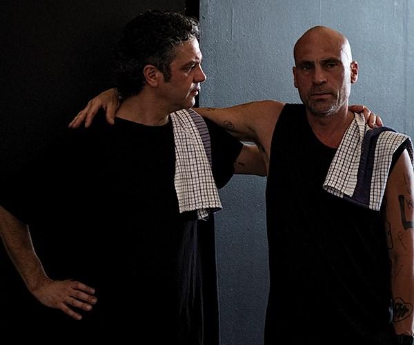 "Gio Paradiso and [Maurice Terzini](https://www.gourmettraveller.com.au/news/restaurant-news/da-orazio-pizza-and-porchetta-bondi-3255|target=""_blank""): legends giving their time out of love!"