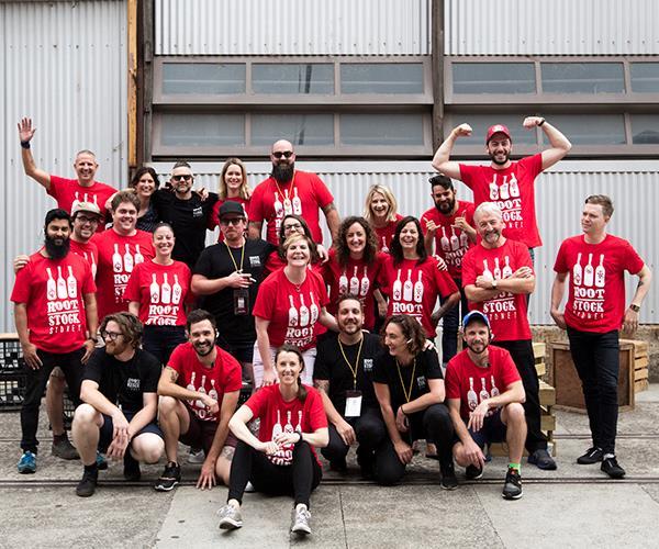 Volunteers - people loved Rootstock.