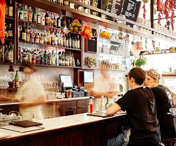 """**MAÎTRE D' OF THE YEAR FINALIST: MICHAEL NICOLIAN** <br><br> You loved Michael Nicolian's work at the bar upstairs at the old Porteño, but it has been at [Continental](https://www.gourmettraveller.com.au/dining-out/restaurant-reviews/continental-sydney-restaurant-review-4398
