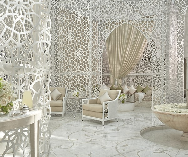 Royal Mansour Marrakech Spa (photo: Leading Hotels of the World)
