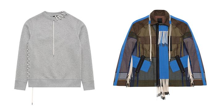 "Craig Green sweatshirt, $655; Craig Green jacket, $2200 both at [Harrolds](https://www.harrolds.com.au/brands/craig-green/craig-green/|target=""_blank""
