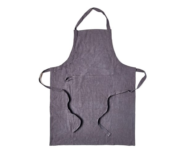 "**SALT & PEPPER RAMI APRON** <br> Whether he's keeping an eye on the barbecue or wok-tossing [Singapore crab](https://www.gourmettraveller.com.au/recipes/browse-all/singapore-chilli-crab-8772|target=""_blank""), Dad can cook up a storm without any splatters with this durable apron made of 100% cotton. A front pocket is just the right size for a tasting spoon, meat thermometer or bottle opener and there's a continuous strap for easy adjustments. <br> *$34.95, [saltandpepper.com.au](https://www.saltandpepper.com.au/kitchen/napery/sandp-rami-apron-iron-64x86cm