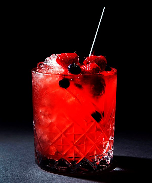 Blackberry Julep