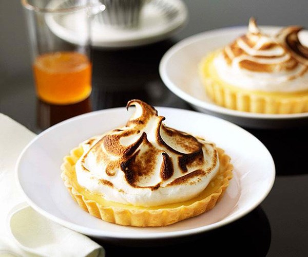 "**[Lemon meringue pies](https://www.gourmettraveller.com.au/recipes/chefs-recipes/lemon-meringue-pies-8871|target=""_blank"")**"