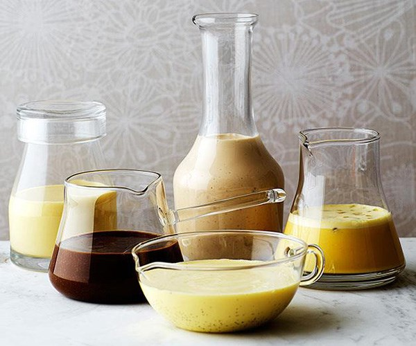"**[Basic custard](https://www.gourmettraveller.com.au/recipes/browse-all/basic-custard-14074|target=""_blank"")**"