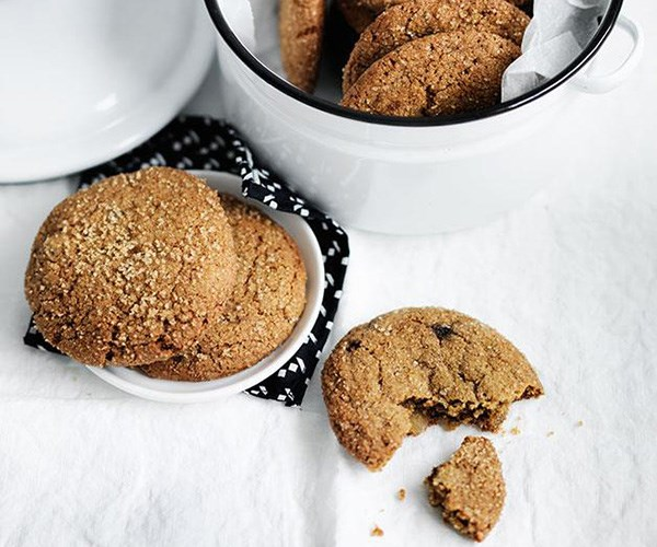 """**[Chewy triple-ginger cookies](https://www.gourmettraveller.com.au/recipes/browse-all/chewy-triple-ginger-cookies-12029