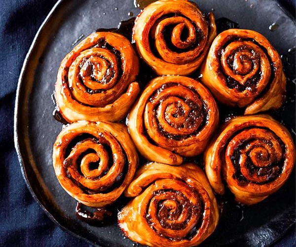 "**[Chocolate scrolls](https://www.gourmettraveller.com.au/recipes/browse-all/chocolate-scrolls-recipe-12745|target=""_blank"")**"