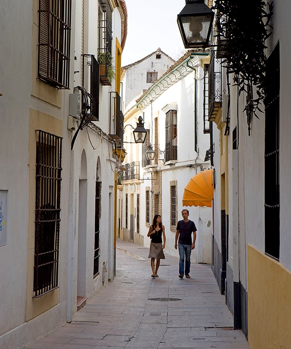 The Jewish quarter in Córdoba