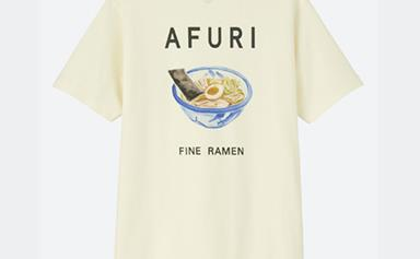 Japan's top ramen shops now come in T-shirt form