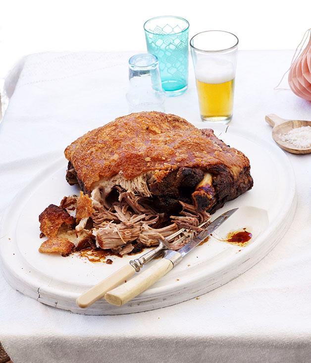 "**[Bajan roast pork](https://www.gourmettraveller.com.au/recipes/chefs-recipes/paul-carmichaels-bajan-roast-pork-8514|target=""_blank"")**"