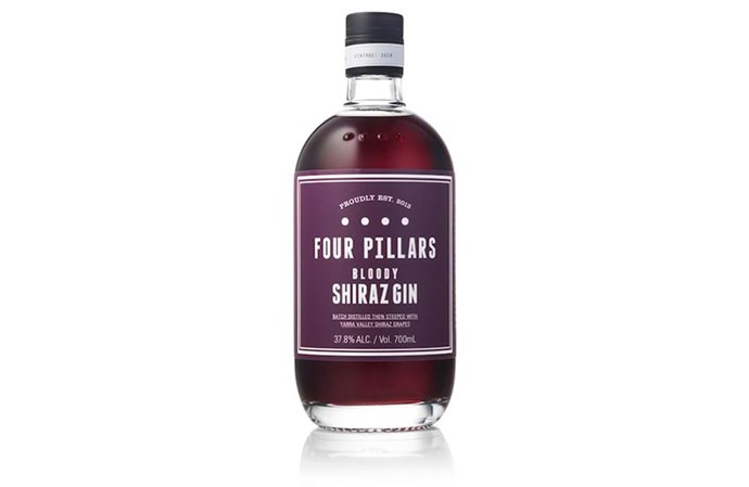 "**Bloody Shiraz Gin:** It may not be wine in its purest form, but Four Pillars Bloody Shiraz Gin has certainly built quite the reputation since its first release in 2015. Drawing inspiration from the distillery's Yarra Valley location, the signature gin joined forces with the shiraz grapes grown nearby to deliver a truly unique spirit. Wine lovers will be impressed by the depth of colour and flavour in the 2018 release. <br><br> $85, [Four Pillars Gin](https://www.fourpillarsgin.com.au/buying/bloody-shiraz-gin/|target=""_blank""