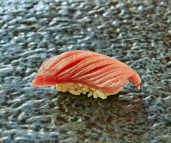 Nigiri at Sokyo (photography: Will Horner)