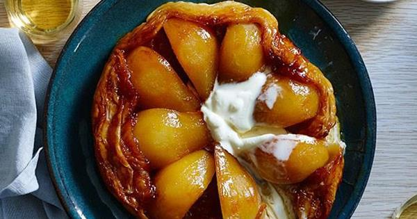 French baked treats
