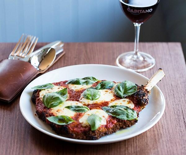 The $65 parmigiana