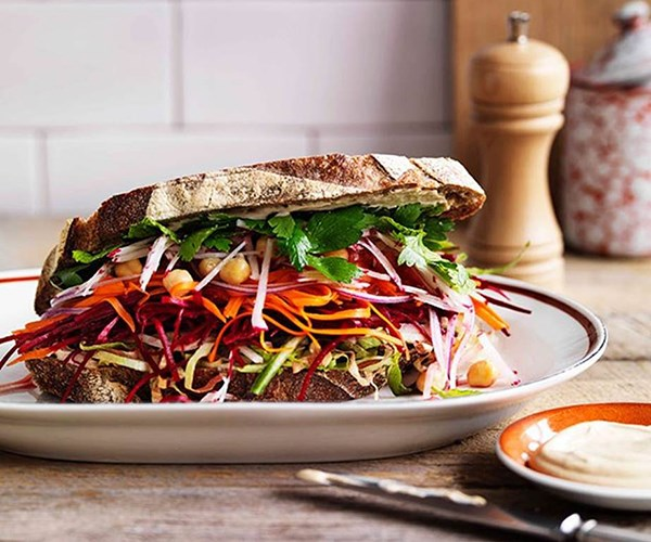 """[The ultimate salad sandwich](https://www.gourmettraveller.com.au/recipes/browse-all/the-ultimate-salad-sandwich-11514