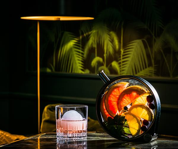Solera's Regulus cocktail