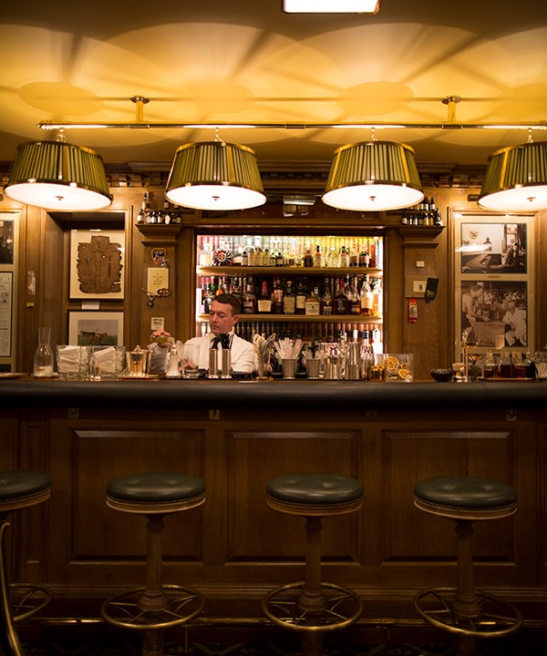 Bar Hemingway at the Ritz Paris (photography: Carrie Solomon)