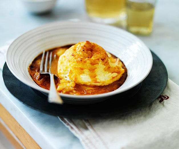"[**Twice-baked lobster soufflés**](https://www.gourmettraveller.com.au/recipes/browse-all/twice-baked-lobster-souffles-11780|target=""_blank"")"
