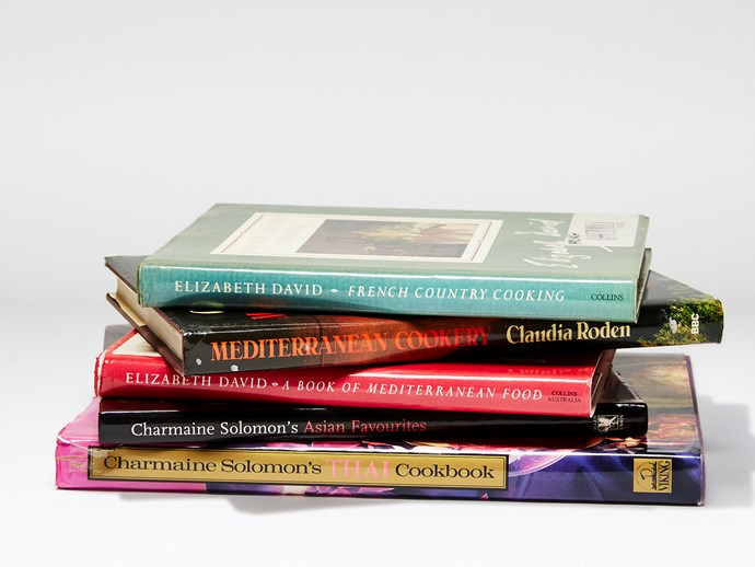 Works by some of Manfield's favourite authors (photography: Chris Jansen)