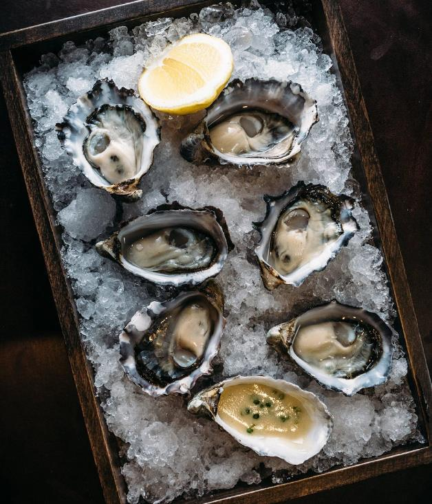 *Oysters at Landscape*