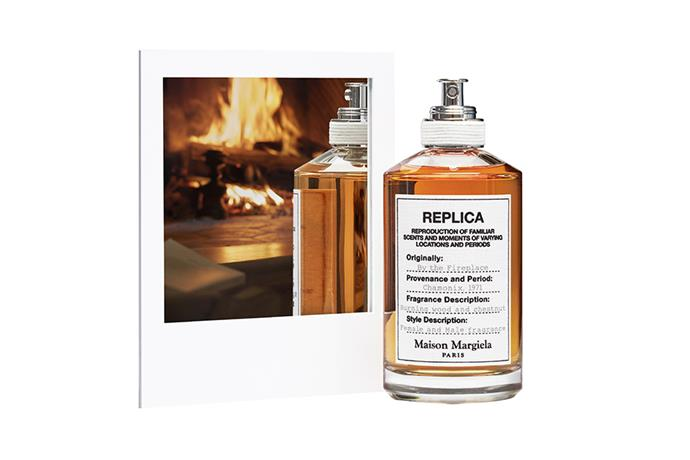 "Smoky and woody elements come into play in this unisex scent from Maison Margiela. With a hint of sweet chestnuts, it will make you want to pack your bags and head to Europe for a white Christmas.  <br><br> Maison Margiela By the Fireplace, $160, [Mecca](https://www.mecca.com.au/maison-margiela/by-the-fireplace-edt/V-031310.html?cgpath=gifts|target=""_blank""
