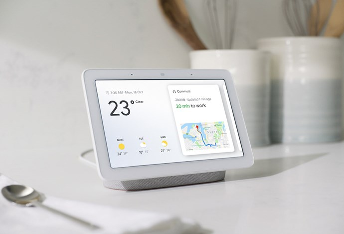 """With a bunch of functions housed in a sleek, simple system, the Google Home Hub is a no-brainer buy. Source recipes, watch step-by-step cooking videos on YouTube, learn new knife skills and blast your go-to playlist, all hands-free, thanks to this new release from the tech giant. Hey Google, good one. <br><br> [Google Home Hub](https://ad.doubleclick.net/ddm/trackclk/N5295.133461.BAUERMEDIA/B21678155.233511794;dc_trk_aid=431305165;dc_trk_cid=91356848;dc_lat=;dc_rdid=;tag_for_child_directed_treatment=;tfua=