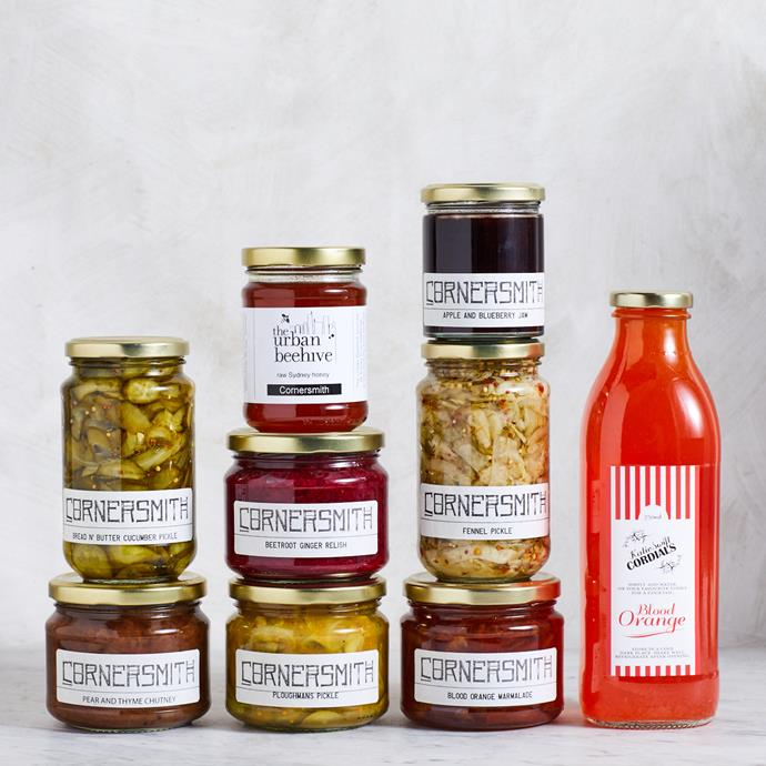 """Cornersmith, the Sydney café and picklery, runs workshops year-round, from preserving to Christmas puddings. The gift of a workshop is perfect for that person in your family who has everything. Throw in a copy of one of their two books to take it up a notch.  <br><br> [Cornersmith workshops](https://www.cornersmith.com.au/collections/workshops