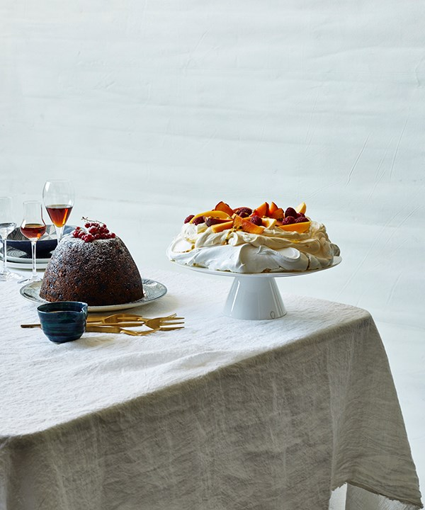 """Pull out all stops for your [Christmas dessert](https://www.gourmettraveller.com.au/recipes/recipe-collections/christmas-desserts-14695