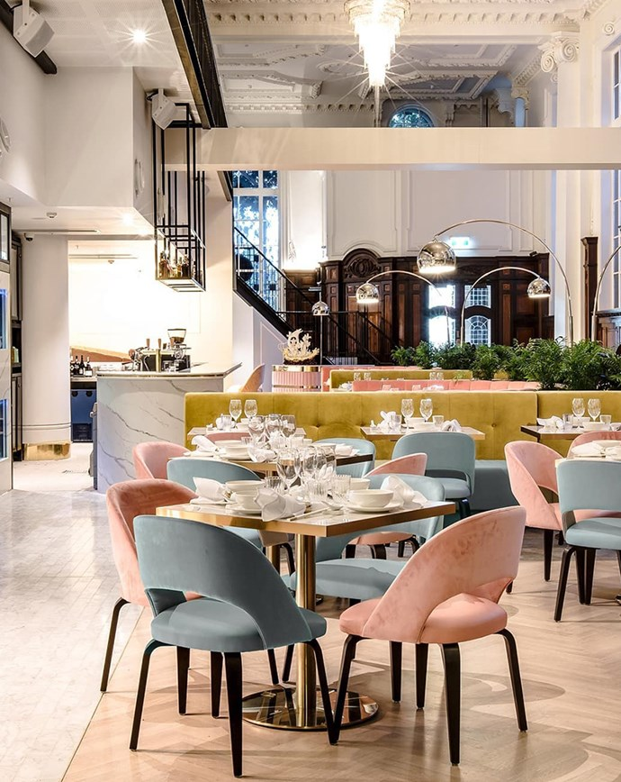 """**Donna Chang, Brisbane** Candy-coloured chairs, statement bars and plush pink booths will be the perfect backdrop to your end-of-year celebrations. The lavish new venture by Ghanem Group has impressed Brisbane's fine-dining scene with its ornate but contemporary interiors and modern-Chinese fare; menu highlights include the Moreton Bay bugs with salted duck egg yolk and fermented chilli sauce, and the coconut sago pudding with sweet red bean, jackfruit, pandan and sweetcorn ice-cream. Designed by head chef Jason Maragitis, Donna Chang's four-course New Year's Eve menu will see you roll into 2019 with a full belly. *Image: [instagram/_donnachang](https://www.instagram.com/_donnachang/ target=""""_blank"""" rel=""""nofollow"""")* <br><br> *$128 per person, [donnachang.com.au](https://www.donnachang.com.au/nye-dinner-with-donna-chang/ target=""""_blank"""" rel=""""nofollow"""")*"""