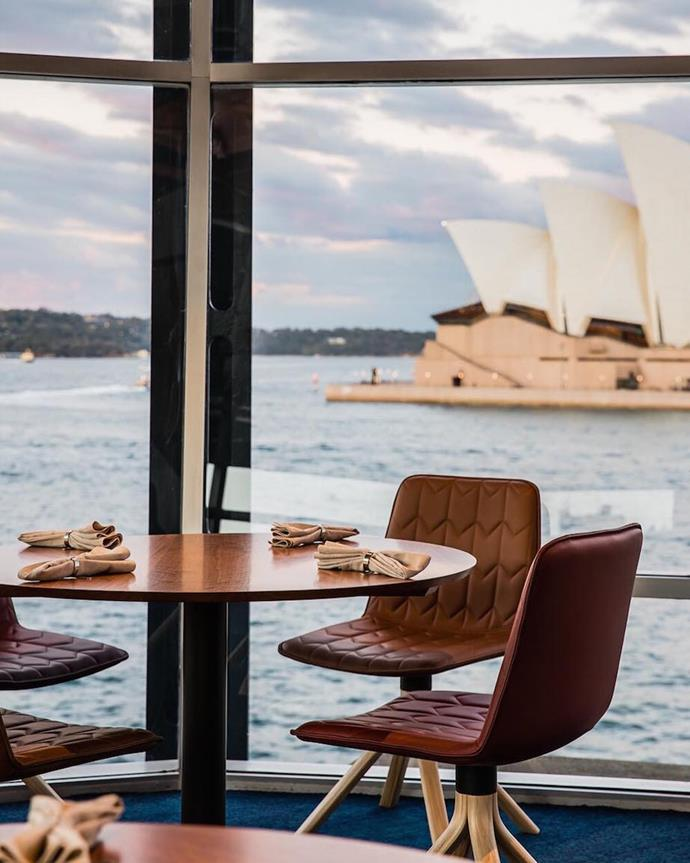 "**Quay, Sydney** The [updated New Year's Eve hotspot](http://www.gourmettraveller.com.au/dining-out/restaurant-reviews/new-quay-review-16224|target=""_blank"") allows for greater views of the Harbour bridge than previous years and guests will have private access to the restaurant's surrounding terraces — promising to be one of the best vantage spots to take in ever-impressive fireworks display. Views aside, Pete Gilmore's reworked menu will be the real talking point, the executive chef treating diners to the likes of roasted Champagne lobster with lemon emulsion and brown butter, pure-bred David Blackmore wagyu with Lion's Mane mushrooms and Valrhona chocolate cake. Throw in Champagne and a live jazz band, and Quay ticks all the boxes. *Image: [instagram/quayrestaurant](https://www.instagram.com/quayrestaurant/