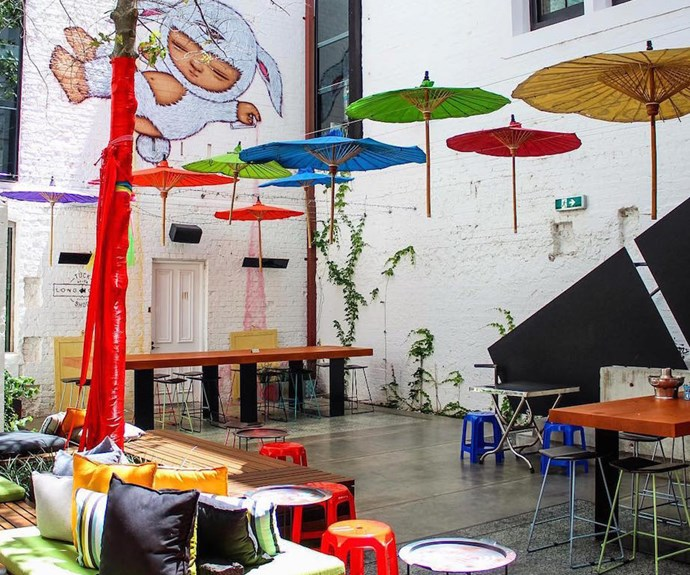 """**Long Chim, Perth** If you're looking to party, head downstairs from Wildflower to the State Buildings' basement for a courtyard soiree at Long Chim. An edgy mashup of graffiti, music and fiery Thai street eats, [David Thompson](http://www.gourmettraveller.com.au/news/food-news/david-thompson-recipes-2762 target=""""_blank"""")'s famed diner is teaming up with nearby Petition Beer Corner to host the ultimate block party. Sip on free-flowing wine, craft beers and signature Long Chim cocktails for three hours while live DJs spin the tunes into the new year. Bonus: There will be [Long Chim](https://longchimperth.com/ target=""""_blank"""" rel=""""nofollow"""") food stalls for purchasing mid-beat bites. *Image: [instagram/longchim](https://www.instagram.com/longchim/ target=""""_blank"""" rel=""""nofollow"""")* <br><br> *$125 per person, buy tickets [here](https://www.eventbrite.com.au/e/nye-block-party-2018-tickets-52345652255 target=""""_blank"""" rel=""""nofollow"""").*"""