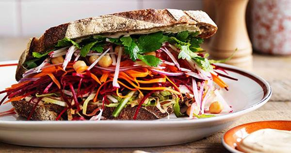 Ultimate sandwich recipes that you'll look forward to come lunchtime | Gourmet Traveller