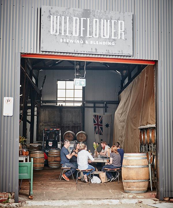 Wildflower Brewing & Blending