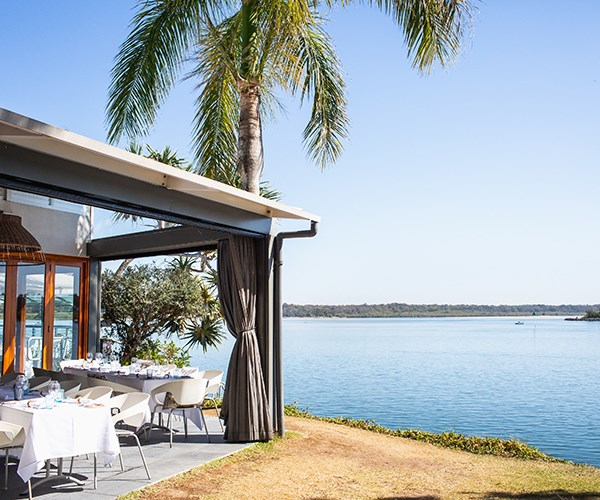 Rickys River Bar and Restaurant, Noosa Heads