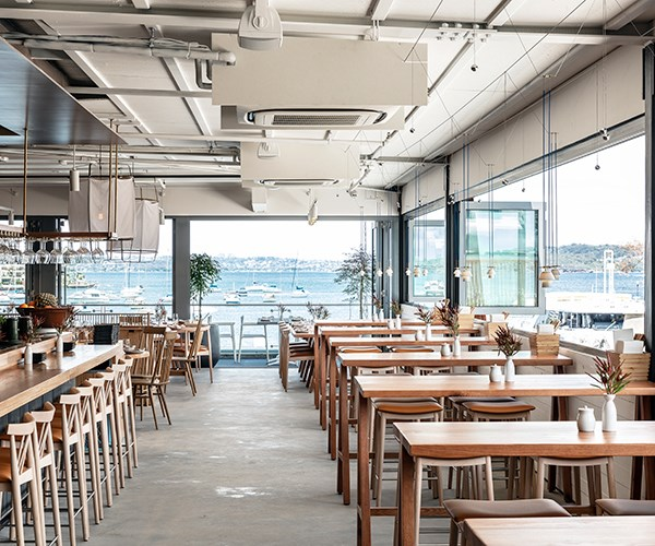 Sake Manly Wharf