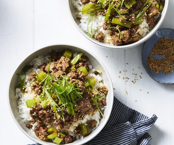 """[Shaanxi-style lamb with cumin and celery](https://www.gourmettraveller.com.au/recipes/fast-recipes/shaanxi-style-lamb-with-cumin-and-celery-15921