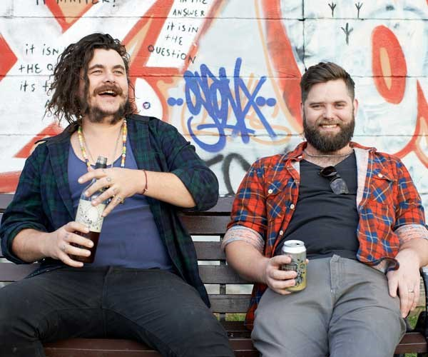 Jake Smyth and Kenny Graham of Mary's (Photo: Supplied)