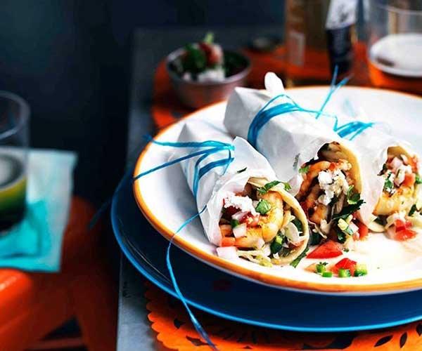 "**[Prawn, slaw and pico de gallo tacos](https://www.gourmettraveller.com.au/recipes/browse-all/prawn-slaw-and-pico-de-gallo-tacos-11194|target=""_blank"")**"