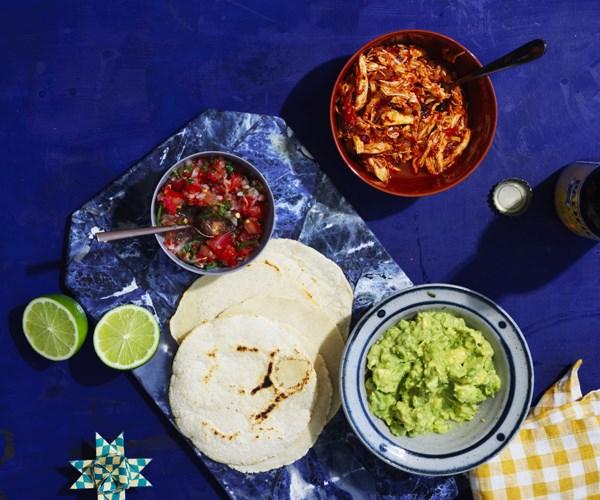 "[**Corn tortillas**](https://www.gourmettraveller.com.au/recipes/browse-all/corn-tortillas-recipe-16818|target=""_blank"")"