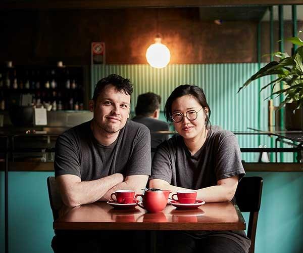 Ben Sears & Eun Hee An (Photo: Will Horner)