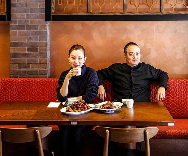 Tina Li & Ye Shao (Photo: Jules Kingma)
