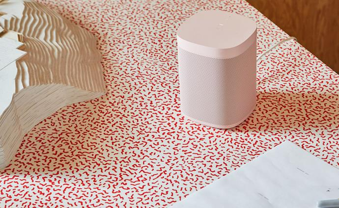"""**HAY Sonos wireless speakers** Love songs get a sleek update this Valentine's Day thanks to the new collaboration between design brand HAY and Sonos home sound systems. These compact speakers connect via wireless (not Bluetooth), and are available in five colours. [sonos.com](https://www.sonos.com/en-au/shop/hay-sonos-one-limited-edition.html