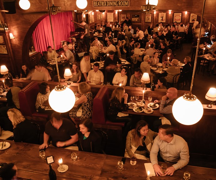 Restaurant Hubert (Photo: Daniel Boud)