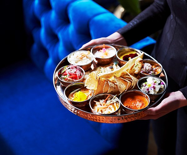 Don't Tell Aunty's thali (Photo: Chris Chen)